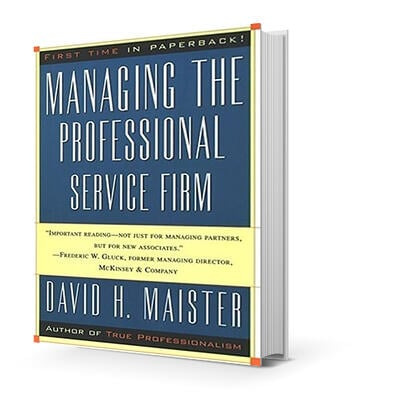 managing the professional services