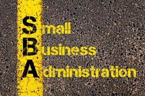 small business administration size standard protest